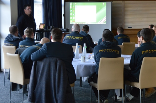 Additional Safety Training Taking Place at the Multitech Site Services Annual Safety Conference 2015