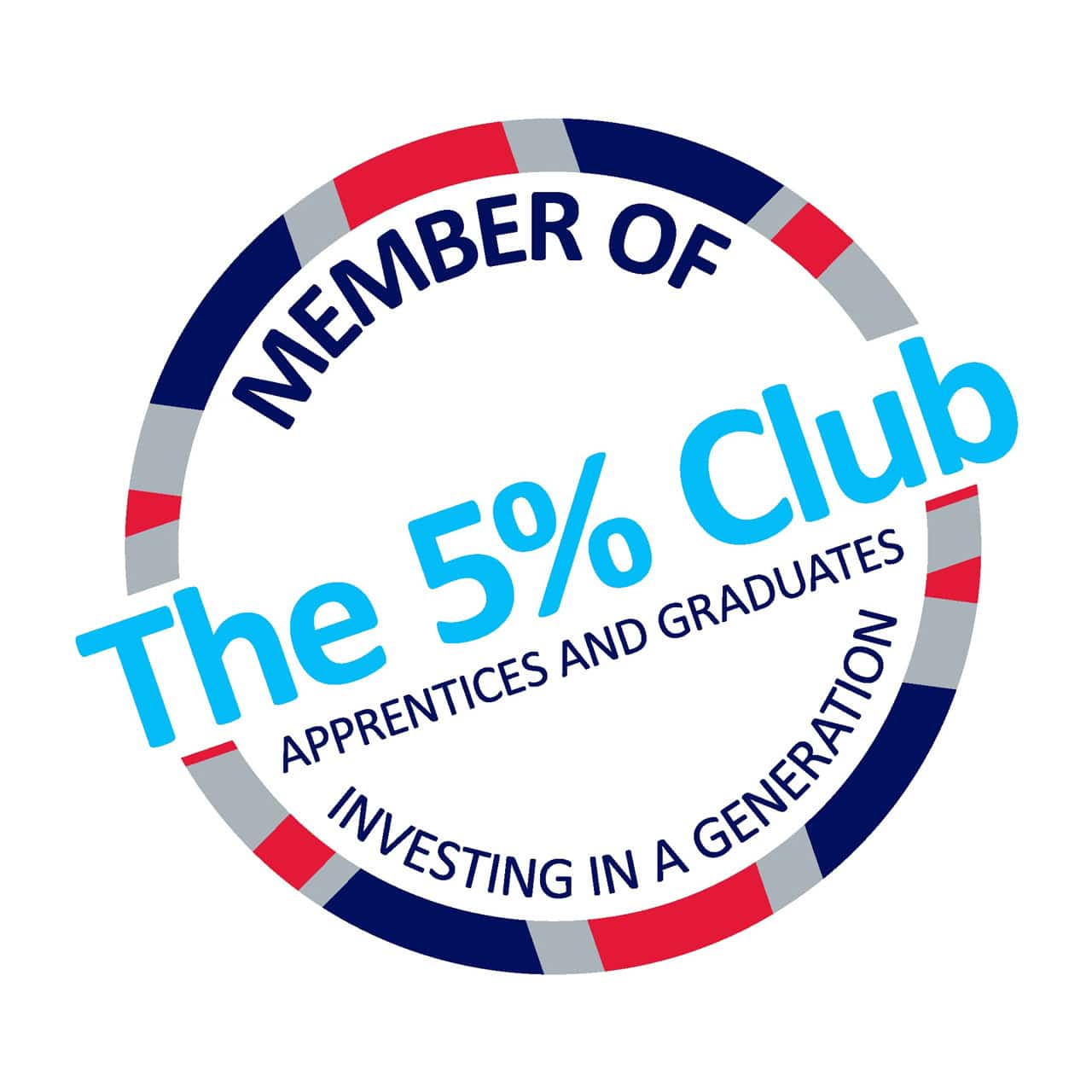 Multitech Site Services Members of the 5% Club - Committed to transforming the fortunes of young people in the UK
